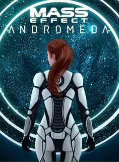 ME Andromeda fanart. Is the game out yet? No? Sits impatiently waiting for the game's release.