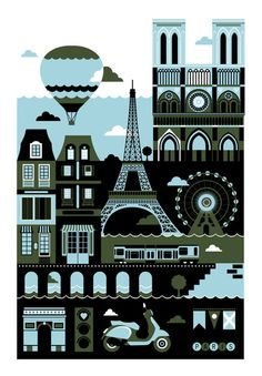 """Paris"" Graphic/Illustration by koivo posters, art prints, canvas prints, greeting cards or gallery prints. Find more Graphic/Illustration art prints and posters in the ARTFLAKES shop. Paris Canvas, Paris Wall Art, Paris Art, Motivational Wall Art, Inspirational Wall Art, Paris Kunst, City Poster, Paris Poster, Old Film Posters"