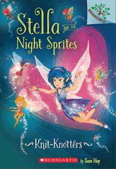 Stella and the Night Sprites - Sam Hay