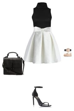 """Untitled #611"" by broken-scene-queen on Polyvore featuring Chicwish, Yves Saint Laurent and Jessica Carlyle"