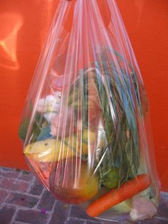 3 dollars will get you a lot of fresh vegetables at the Tianguis in Ajijic, Mexico.