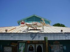 Crabby Bill's Restaurant Indian Rocks Beach FL