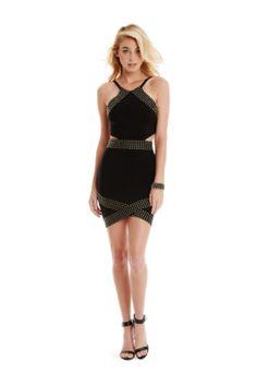 16f7c4ca51cb Abril Bandage Dress at Guess · Bodycon ...