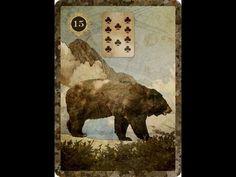 Baralho Lenormand (Baralho Cigano): o Urso (Snapchat: alexcarlos60)