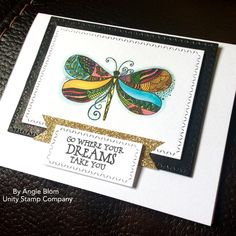 Go Where Your Dreams Take You… – Unity Stamp Co   Unity Stamp Co