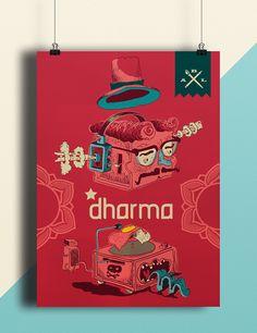 Portfólio do leitor: Dharma Estúdio Criativo   Clube do Design