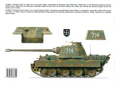"""Panther Ausf. A Panther no 714 """"Sofie"""""""