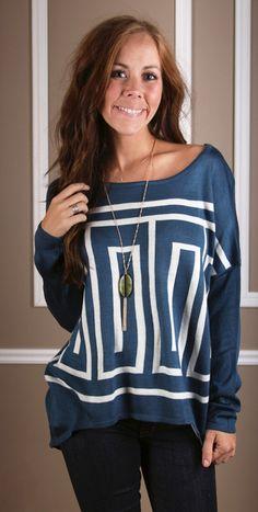 The Maze Sweater, $44.99