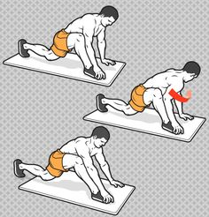 trainingsplan muskelaufbau The Ultimate Mobility Workout Fitness Workouts, Ace Fitness, Mens Fitness, Fun Workouts, At Home Workouts, Fitness Tips, Workout Routines, Body Workouts, Crossfit Routines
