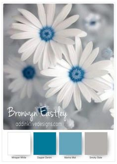 Colour Combinations for Daisy Delight – Part A – addinktive designs