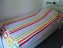 Room No# 9, afgahn, crochet blanket, häkeln, bedspread, Tagesdecke