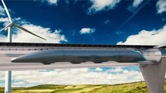 Hyperloop could add augmented reality windows to ease your travel boredom