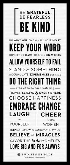 holstee manifesto poster download free - Google Search