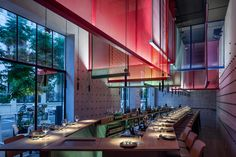 Ya Pan bistro by Pitsou Kedem and Baranowitz & Goldberg Architects, Tel Aviv – Israel » Retail Design Blog
