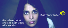 twice weekly emailed reflection on advent #adventwonder