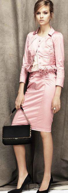 From Nina Ricci Resort 2012.  http://www.vogue.com/fashion-week/863250/nina-ricci-resort-2012/ #suits #NinaRicci