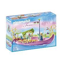 Playmobil - Barco da Rainha das Fadas