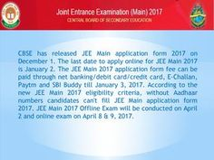 Cbse Has Placed A Wrong Question In Jee Main Cbse May Cancel
