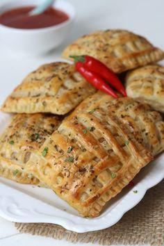PITTIGE KIP PAKKETJES – Uit de keuken van Fatima