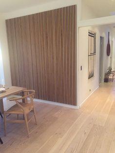 tiny homes interior ideas Wood Slat Wall, Wood Slats, Living Room Designs, Living Room Decor, Living Spaces, Wood Cladding, Wood Interiors, Home Decor Furniture, Home Renovation