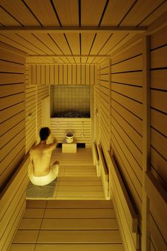 The second venue of the capsule hotel chain ºC is situated at the center of a red-light district next to the east exit of Gotanda Station. Capsule Hotel, Red Light District, Contemporary Architecture, Two By Two, Oc, Minimalist, Stairs, Interior, Projects