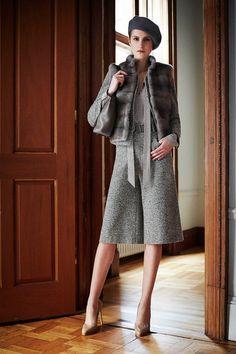 Akris | Pre-Fall 2014 Collection | Style.com