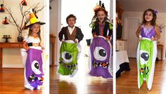 Kids Halloween game ideas ~ Passion-for-Parties.com