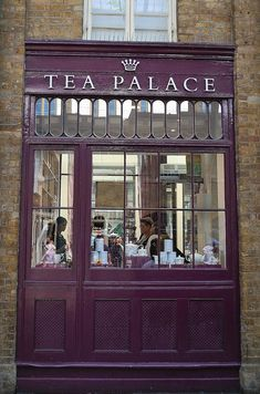 Tea Palace | Covent Garden, London