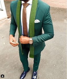 Formal Party Slim Fit Green Suits For Men Best Man Wedding Groom Tuxedos in Clothing, Shoes & Accessories, Men, Men's Clothing, Suits & Suit Separates Best Man Wedding, Wedding Men, Wedding Suits, Wedding Dinner, Mens Fashion Suits, Mens Suits, Green Suit Men, Grey Slim Fit Suit, Groom Tuxedo Wedding