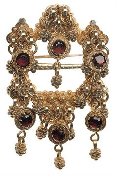 Filigree, Norway. Traditional jewelry for the bunad.