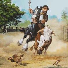 """Acomodate extranjero"" - Carlos Montefusco #gaucho #caballo #cavalo #crioulos #campo #tradicion #tradicionargentina #argentina #criollo #paint #painting #horse #argentine #argentinian #instalike #instapic #instaart #instaartist #instaarte #montefusco #carlosmontefusco Rio Grande, Western Art, Western Cowboy, Cowboy Pictures, Cowboy Art, Horse Art, Fantasy Creatures, Westerns, Horses"
