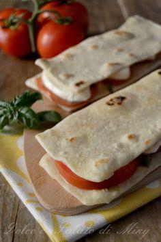 ricetta schiacciata caprese| Dolce e Salato di Miky