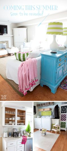 DIY decorating projects by In My Own Style