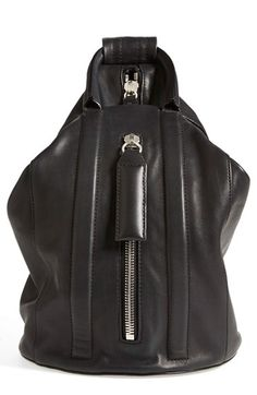 rag & bone 'Aston' Leather Sling Backpack available at #Nordstrom