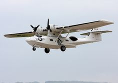 Consolidated PBY Catalina | The photo owner has disabled commenting.