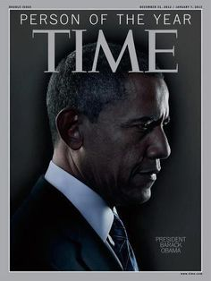President Barack Obama, Person of The Year 2012