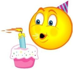 Happy Birthday Smiley Face Clip Art Smileys Clipart Happy Birthday for Birthday Smiley Faces Clip Art – Examples and Forms Happy Birthday Smiley, Happy Birthday Video, Happy Birthday Images, Birthday Messages, Birthday Wishes, Animated Emoticons, Funny Emoticons, Emoticons Text, Smiley Emoji