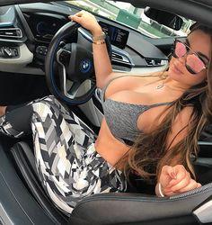 Purple Triangle Bikini, Russian Kim Kardashian, Anastasia, Porsche, Grid Girls, Porno, Russian Models, Fashion Moda, Sport Girl
