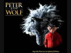 Peter and the Wolf Part 1 (Orchestral Suite) ~ This is a favourite film and musical piece