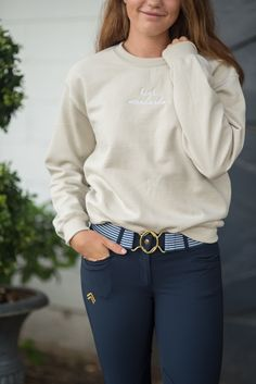 Why you need this cozy outfit this fall! - Why you need this cozy outfit this fall! Source by wolkengefuehl - Equestrian Outfits, Equestrian Style, Equestrian Fashion, English Riding, Hunter Jumper, Advanced Style, Getting Cozy, Horseback Riding, Riding Helmets