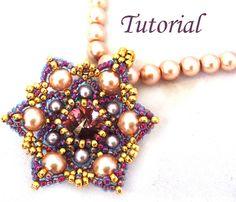 Let It Bloom -Beading Patterns and Tutorials by Ellad2