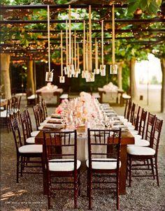decorology: Dreamy outdoor weddings