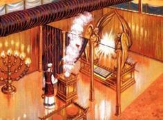 Before calvary only the high priest was allowed to enter into the Holy of Holies…