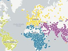 Mapped: How many languages are there in the world?