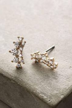 jewel crawler earrings