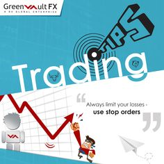 The first best technique that a #trader should follow is not to increase their profits but to limit the losses.  Set the stop-loss limit while placing the orders to #trade in a right way which helps even in the most volatile price movement. Forex Trading Tips, Fun To Be One, How To Make Money, Learning, Grid, Articles, Studying, Teaching, Onderwijs