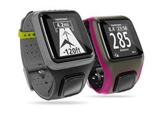 The TomTom Sports Watch has been created completely by TomTom is now part of their own brand, offering  runners, cyclists and swimmers a new choice of GPS sports watch.