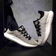 hot sale online ab094 3fe7e Adidas Tubular Shadow Knit Shoes Black White