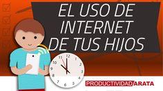 Como controlar el uso de Internet de tus hijos | Productividad Arata 27