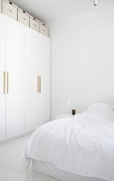 59 ideas for ikea wardrobe storage cupboards Ikea Wardrobe, White Wardrobe, Wardrobe Storage, Bedroom Wardrobe, Wardrobe Doors, Built In Wardrobe, Bedroom Storage, Home Bedroom, Wardrobe Handles